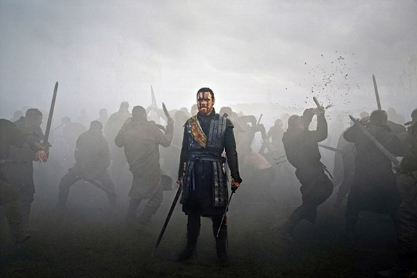 Stills from the film 'Macbeth' 2014. Directed by Justin Kurzel, DoP Adam Arkapaw. Produced by Iain Canning, Laura Hastings-Smith & Emile Sherman Unit stills Photography by Jonathan Olley