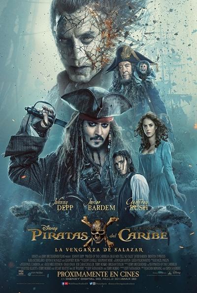 piratas del caribe la venganza de salazar descargar